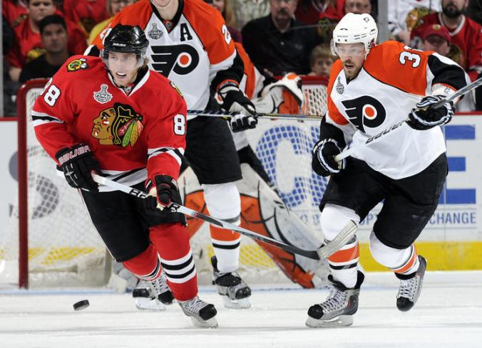 Stanley Cup Finals - Philadelphia Flyers v Chicago Blackhawks - Game Two